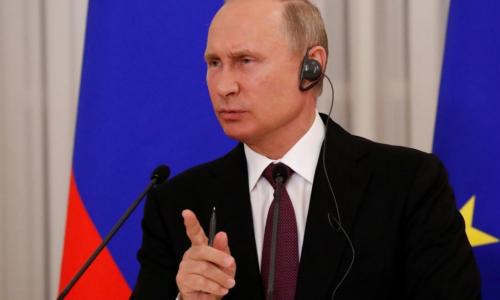 «Тяжелое время»: Владимир Путин поправил оговорившегося губернатора