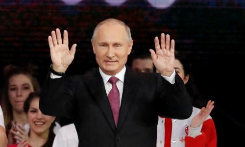 Стало известно, что за «шрам» на шее Путина встревожил Сеть