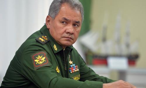 Шойгу заявил о переброске США и НАТО войск к границам России