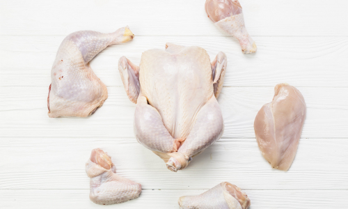 Самая ядовитая: эту часть курицы есть нельзя ни в коем случае