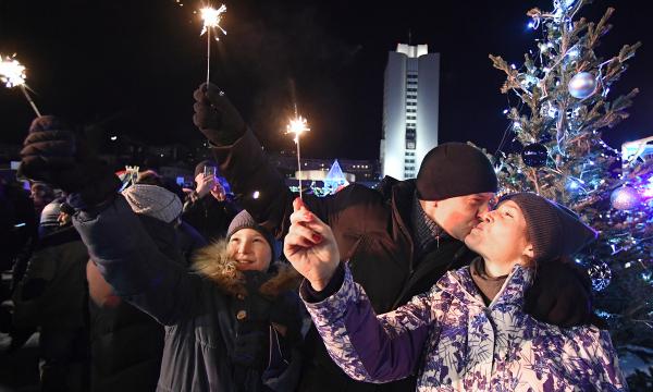 В России 31 декабря 2021 года объявили выходным