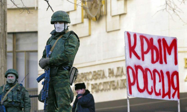 Украинский депутат объяснил, почему Киев сдал Крым в 2014 году